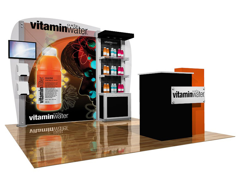 Display Search - ECO-2064 : Hybrid S (eSmart Inlines + Islands) - : Eco-Systems Sustainable Exhibits