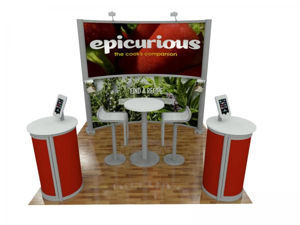 ECO-1111 Sustainable Tradeshow Display