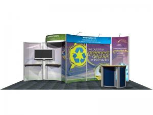 Trueno 10x20 Green Eco-Systems Display